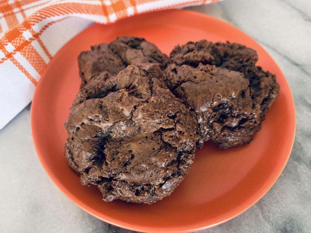 Double Chocolate Brownie Cookies – Recipe! Image 1