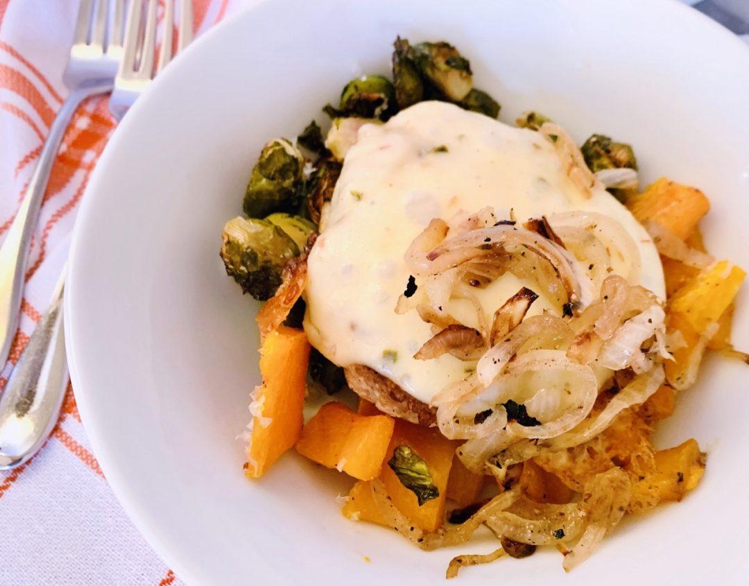 Fall Turkey Burger Bowls – Recipe! Image 1