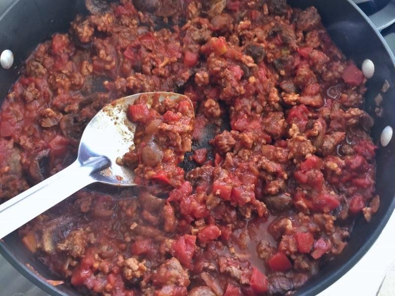 Meaty Mushroom Sauce – Recipe! Image 4