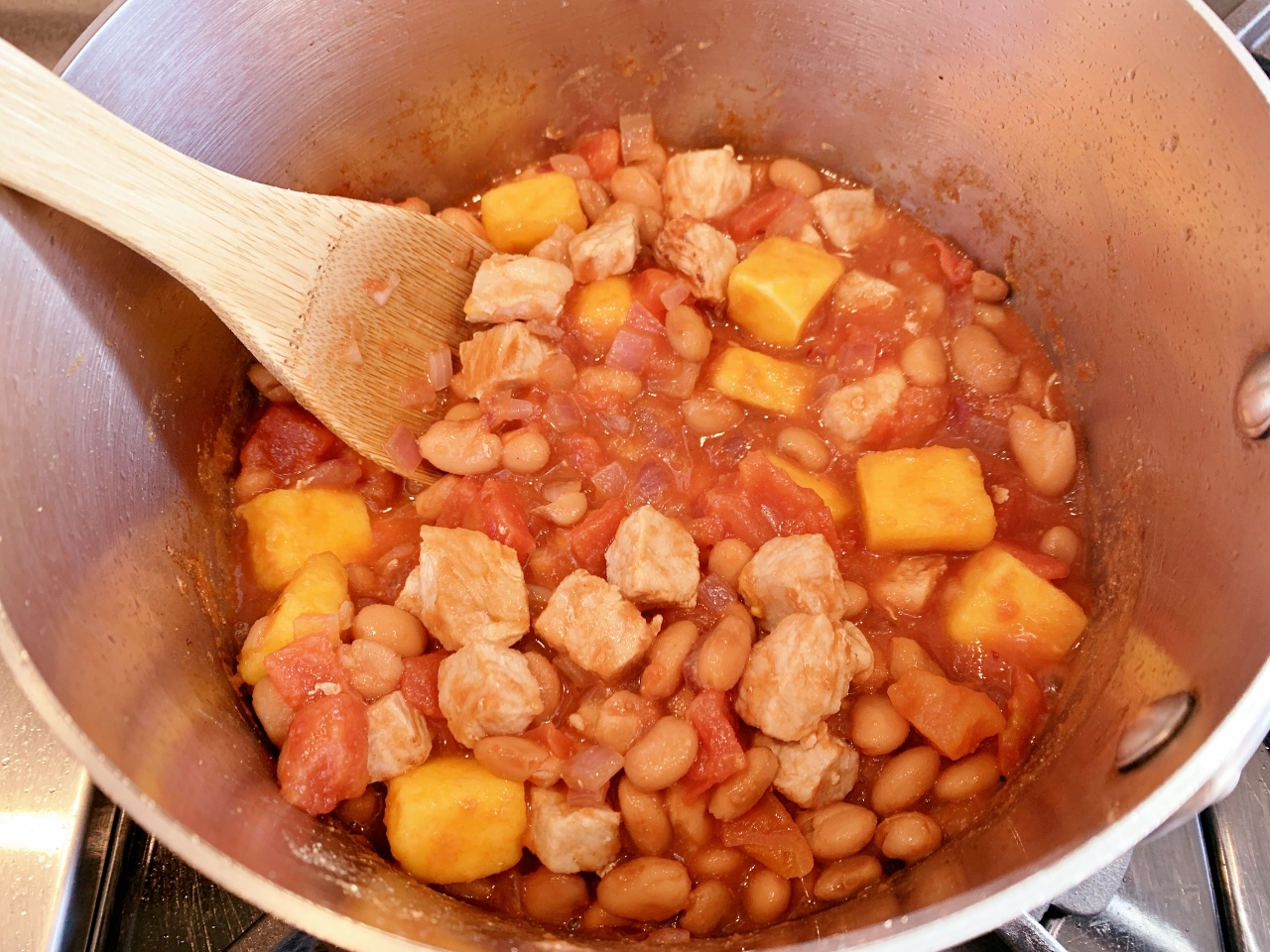Pork & Butternut Squash Stew – Recipe! Image 4