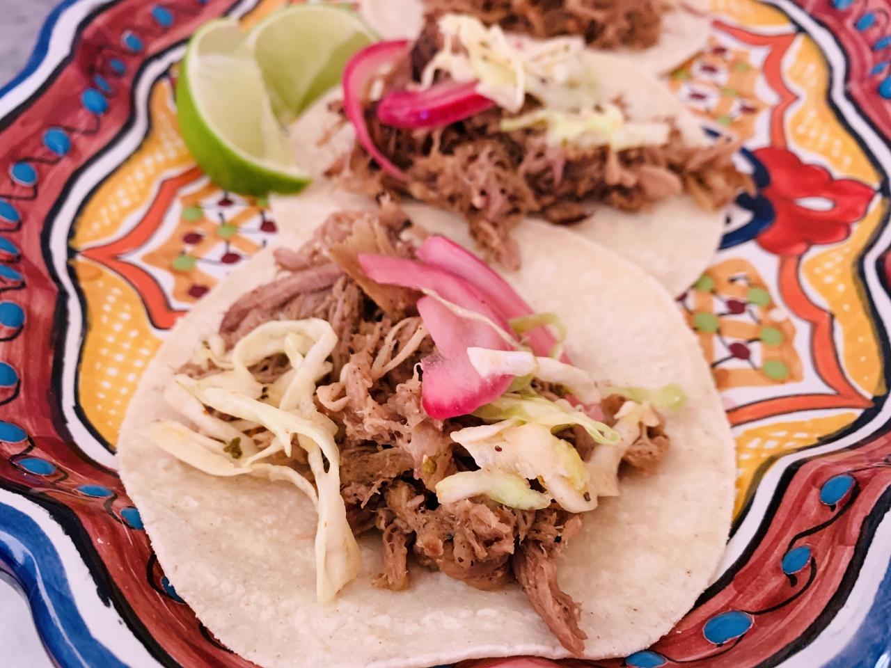 Slow-Cooker Carnitas Street Tacos – Recipe! Image 2