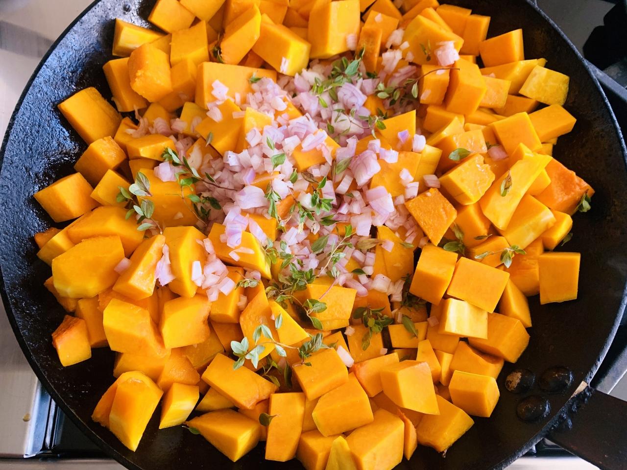 Butternut Squash Crumble – Recipe! Image 4