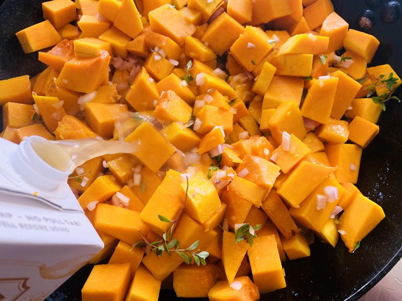 Butternut Squash Crumble – Recipe! Image 5