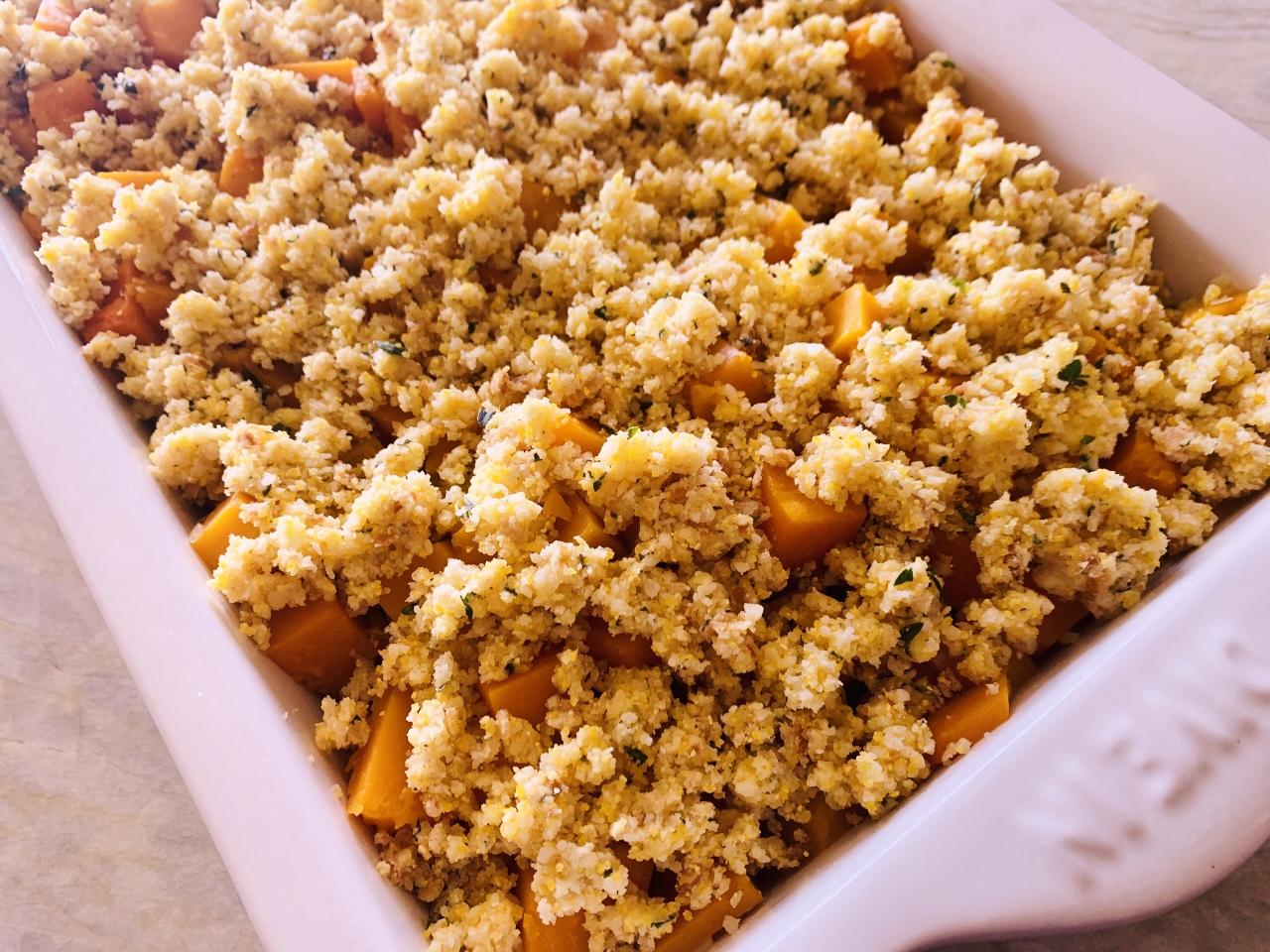Butternut Squash Crumble – Recipe! Image 2