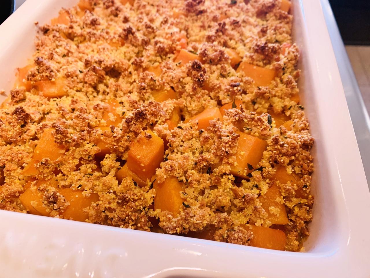Butternut Squash Crumble – Recipe! Image 3