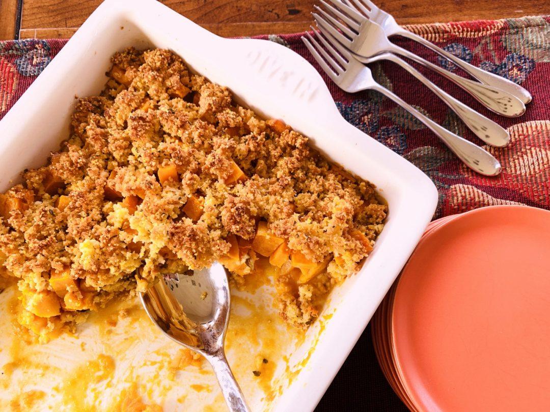 Butternut Squash Crumble – Recipe! Image 1