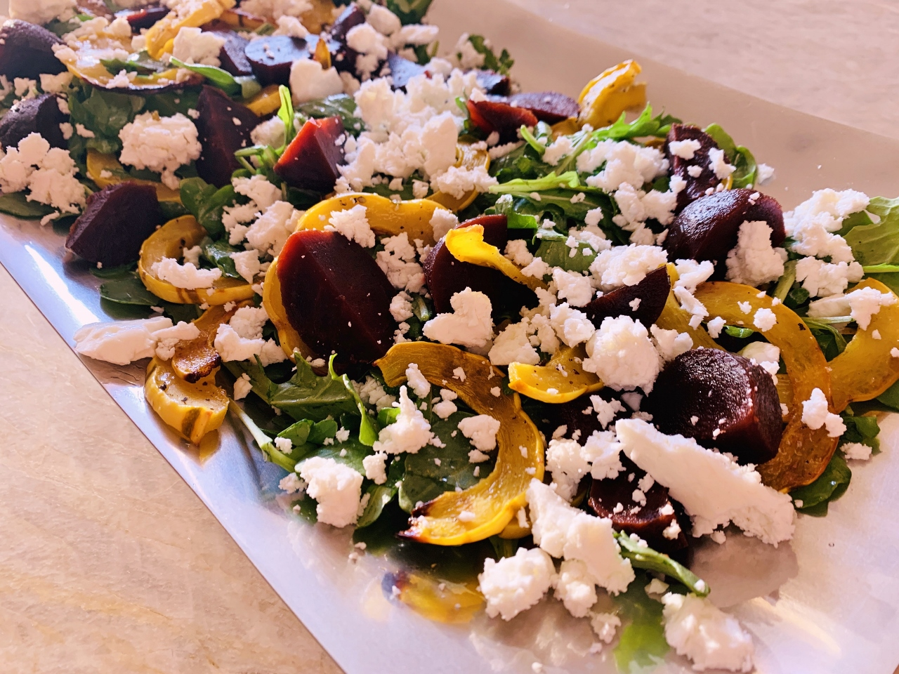 Roasted Delicata Squash & Beet Salad – Recipe! Image 2