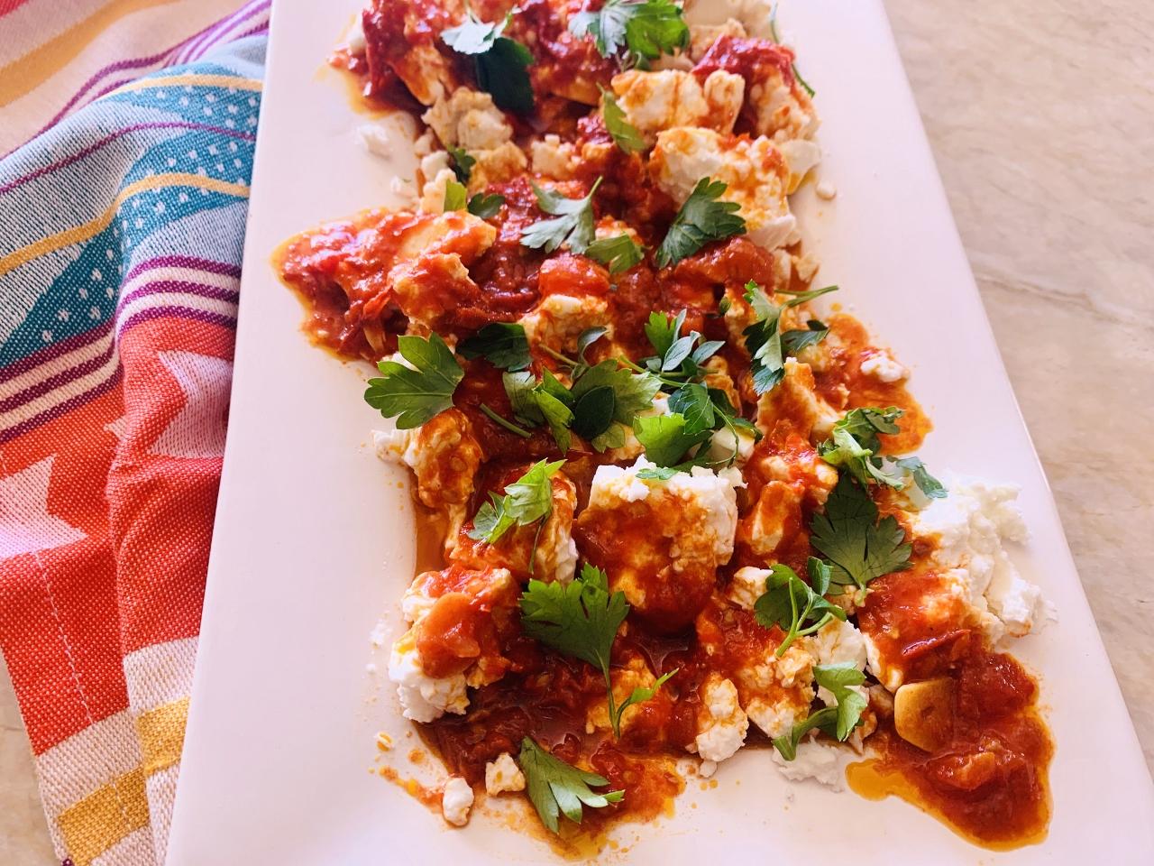 Spicy Tomato Marinated Feta – Recipe! Image 2