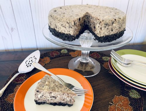 Oreo Cheesecake – Recipe!
