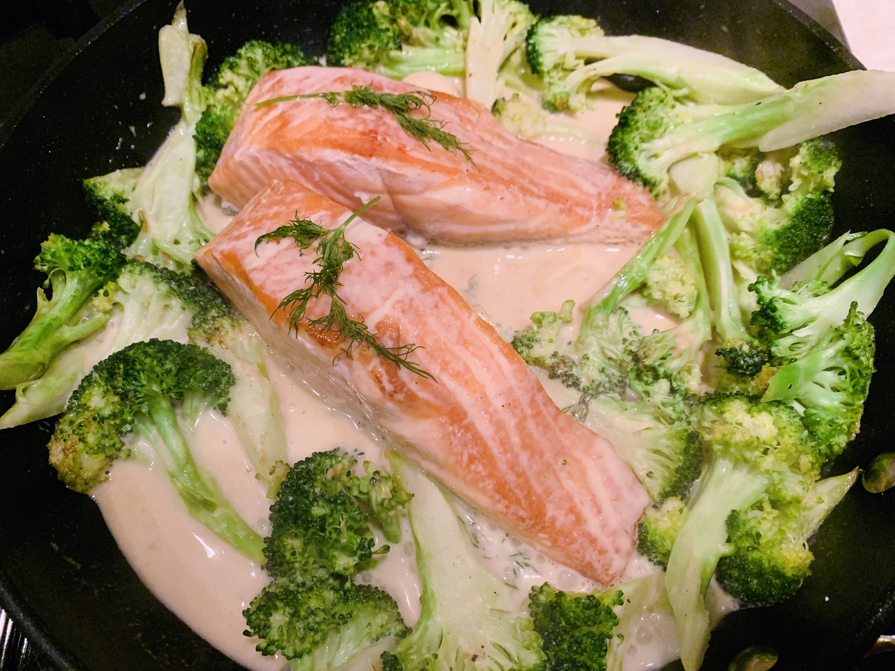 Salmon & Broccoli Dijon – Recipe! Image 2