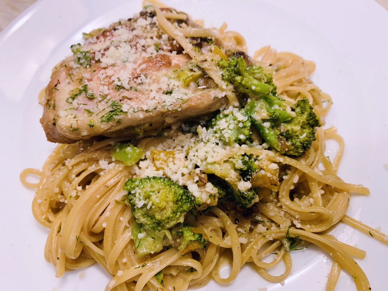 Creamy Chicken & Broccoli Pasta – Recipe! Image 2