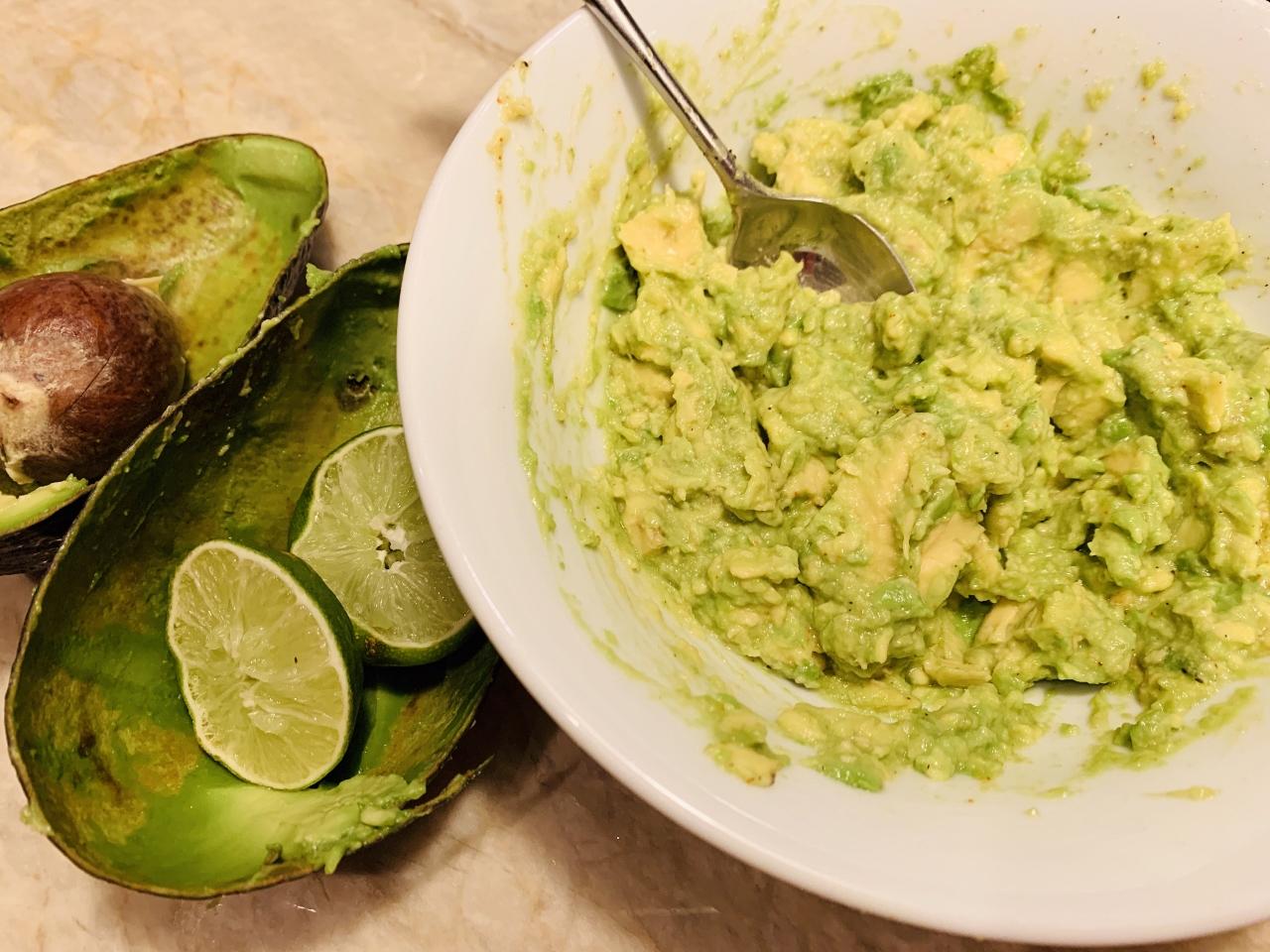 Cauliflower & Caramelized Onion Tacos with Avocado Mash – Recipe! Image 5