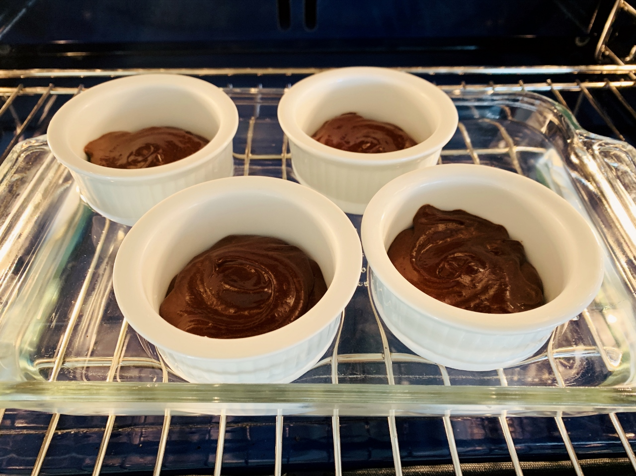 Flourless Molten Chocolate-Orange Cakes – Recipe! Image 4