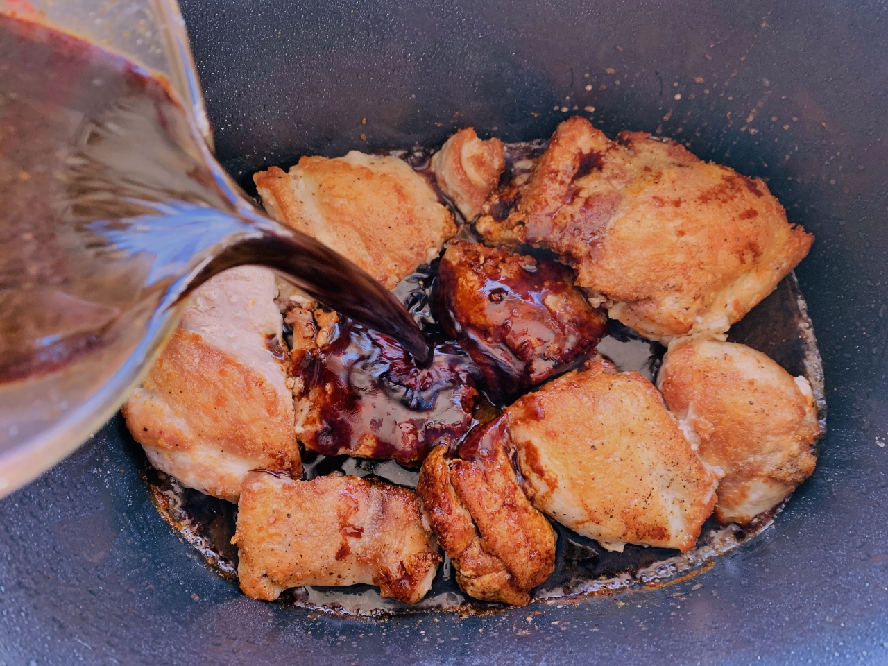Slow-Cooker Soy Braised Chicken Thighs – Recipe! Image 3