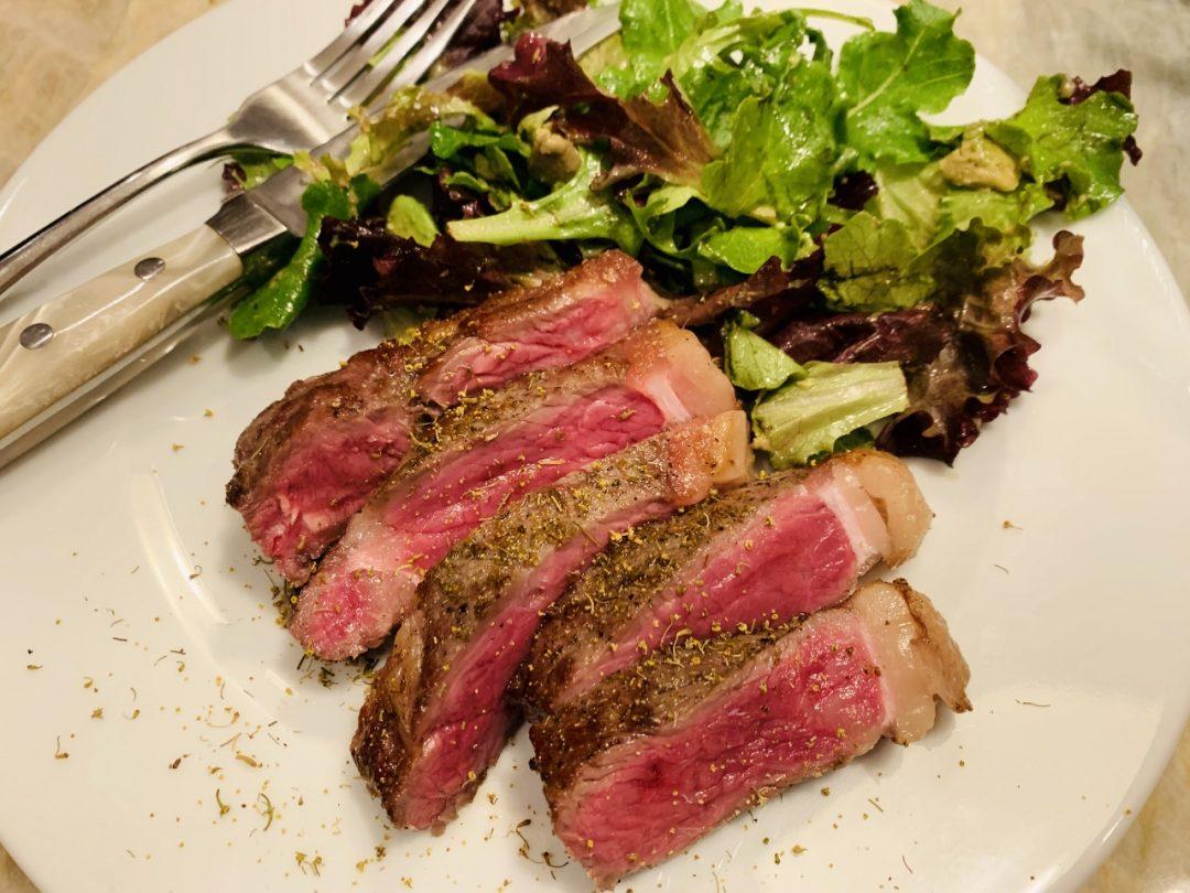 Sous Vide Strip Steak – Recipe! Image 1