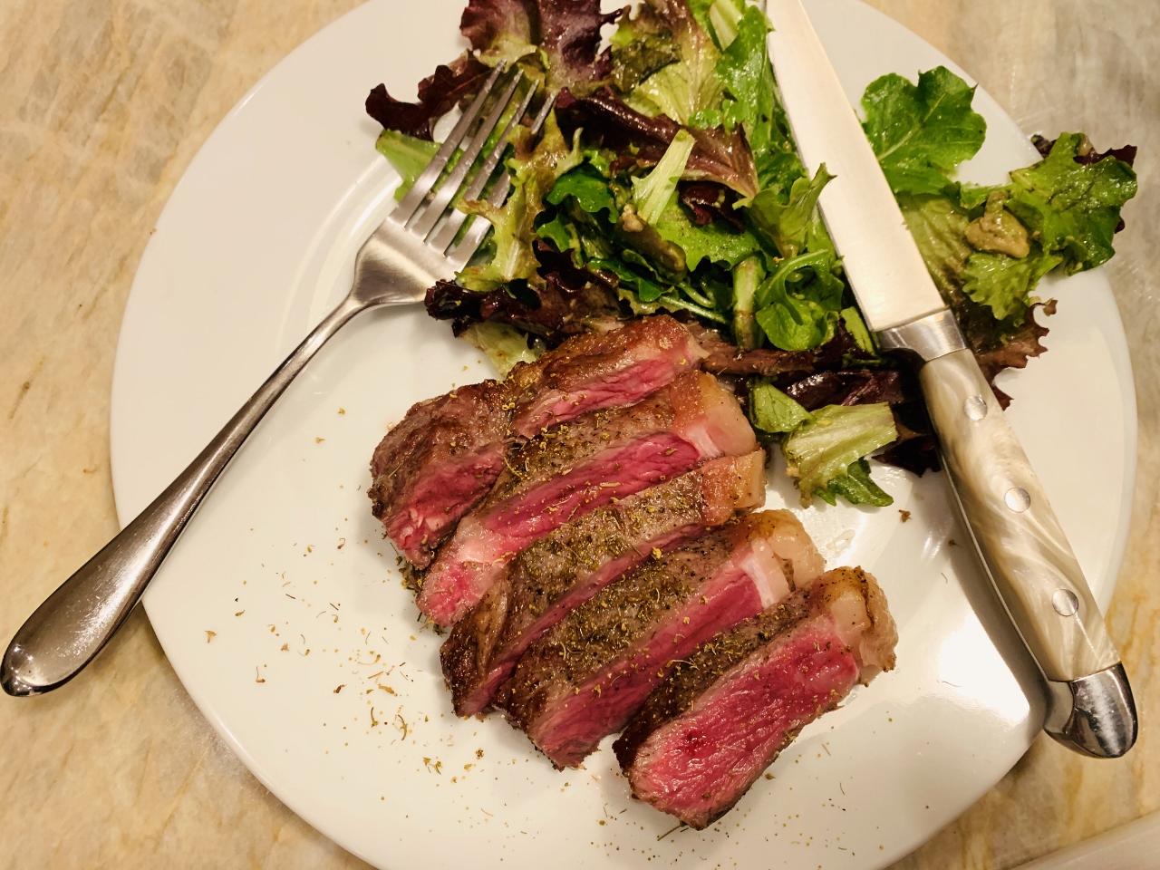 Sous Vide Strip Steak – Recipe! Image 2