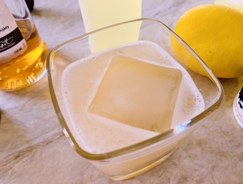 Bourbon Sour – Recipe!