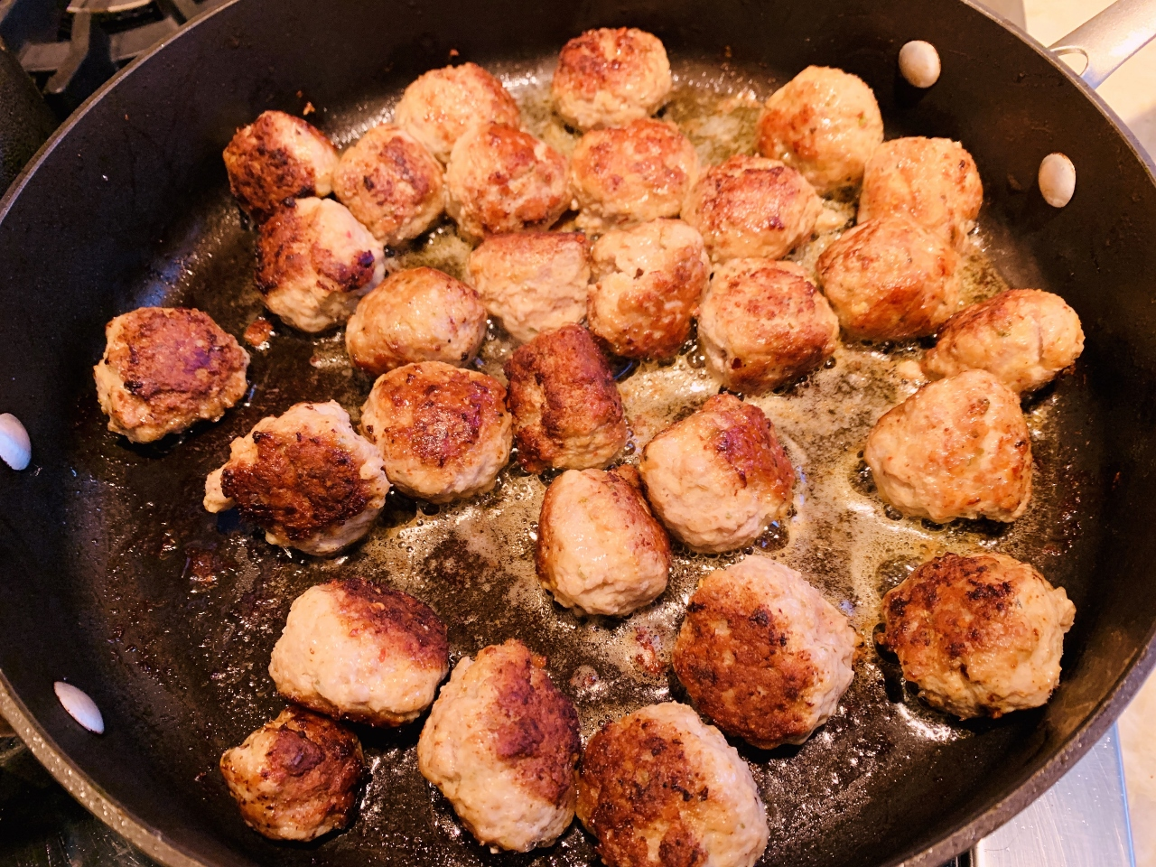 Pork Meatballs with Quick Marinara – Recipe! Image 3