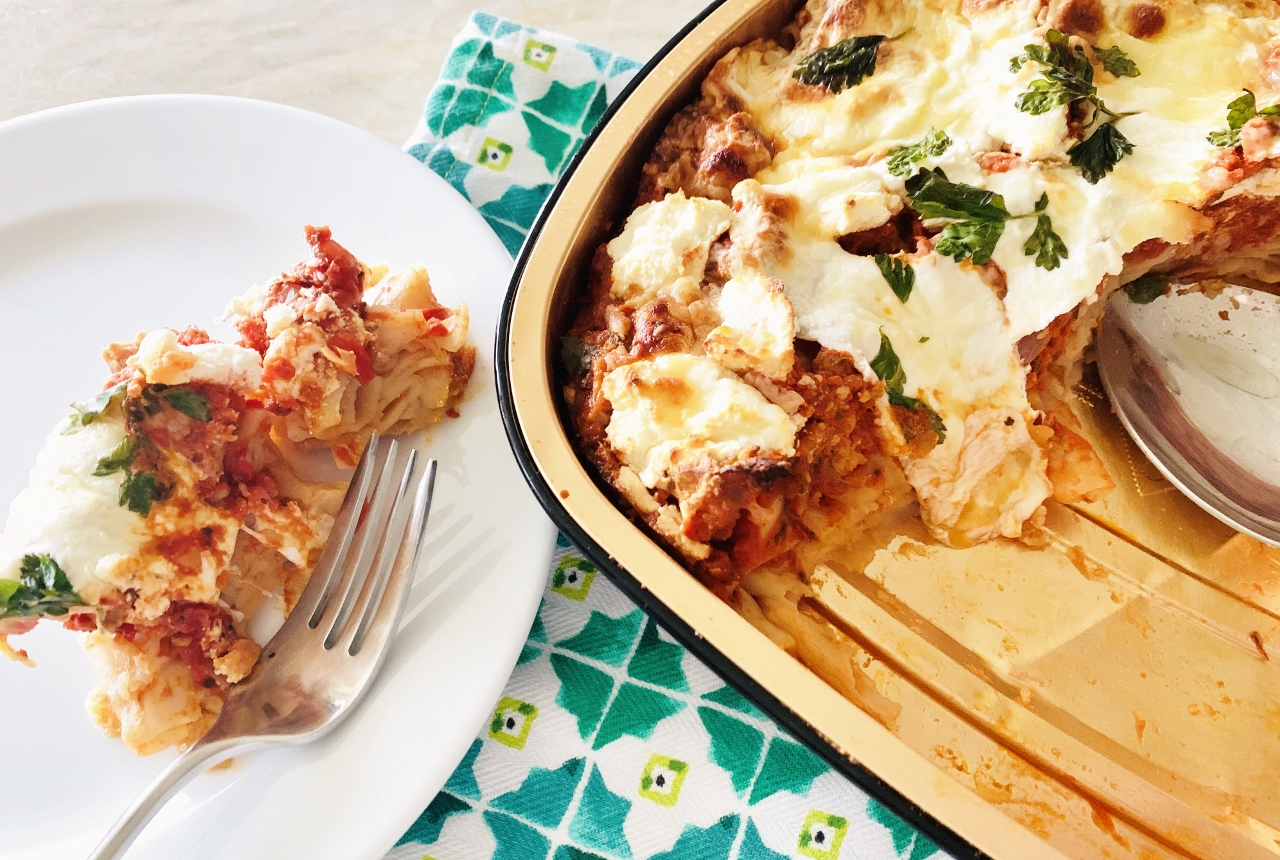 Baked Italian Sausage Mostaccioli – Recipe! Image 2