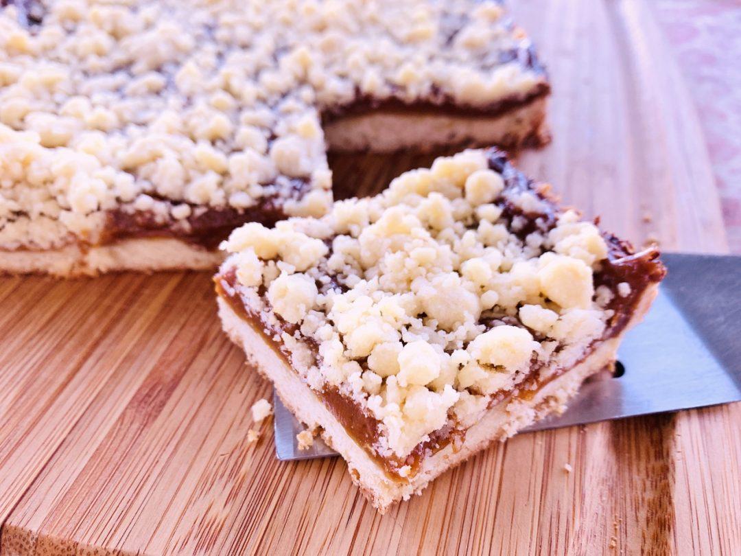 Dulce de Leche Crumb Bars – Recipe! Image 1