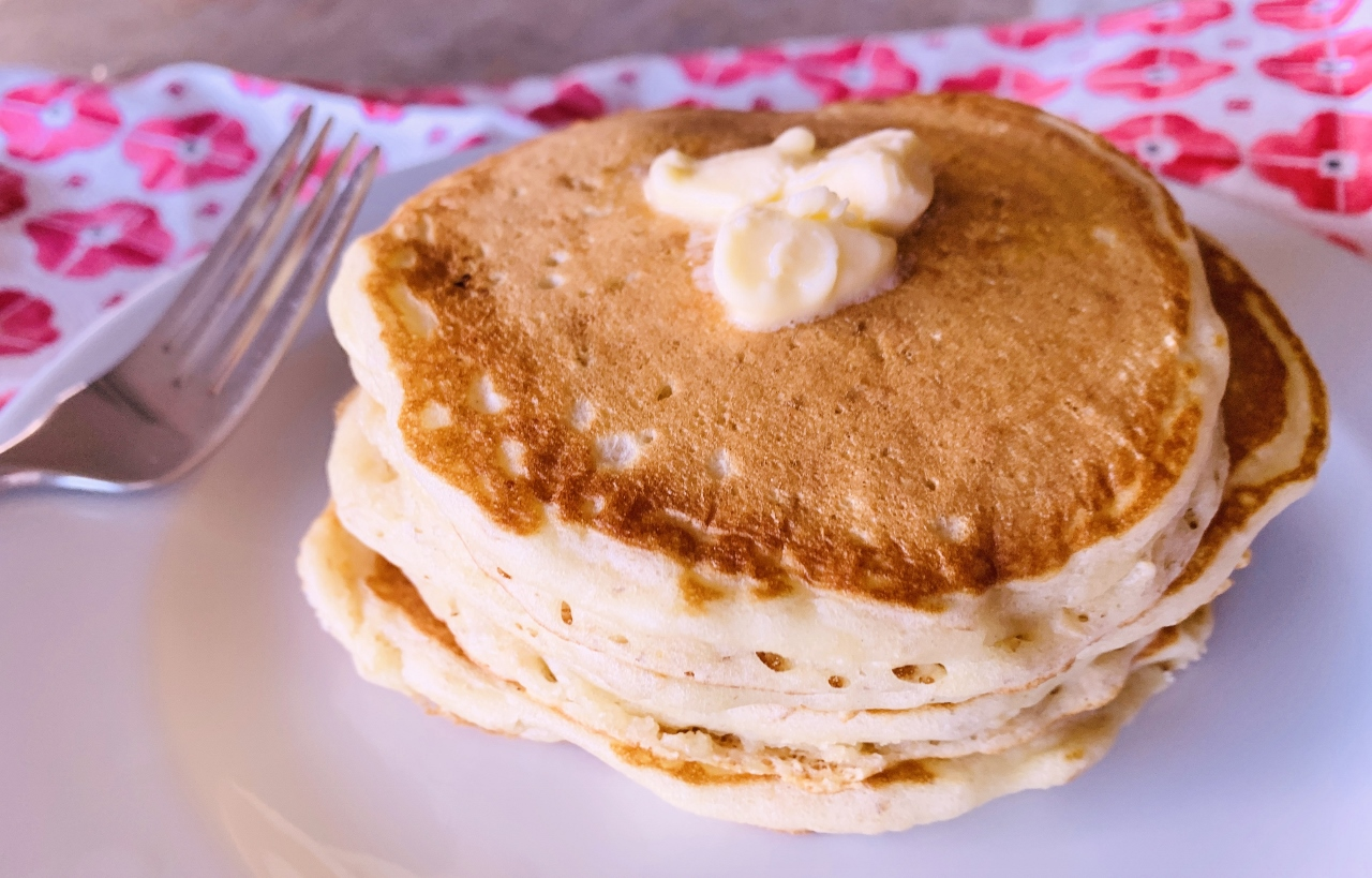 Oatmeal Pancakes – Recipe! Image 2