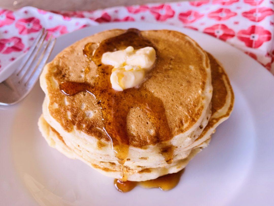 Oatmeal Pancakes – Recipe! Image 1