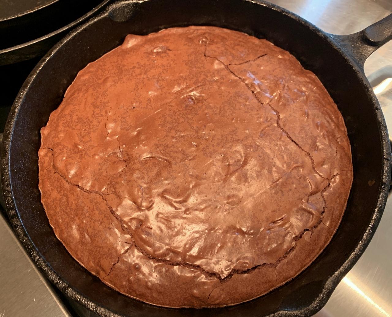Skillet Brownie – Recipe! Image 3