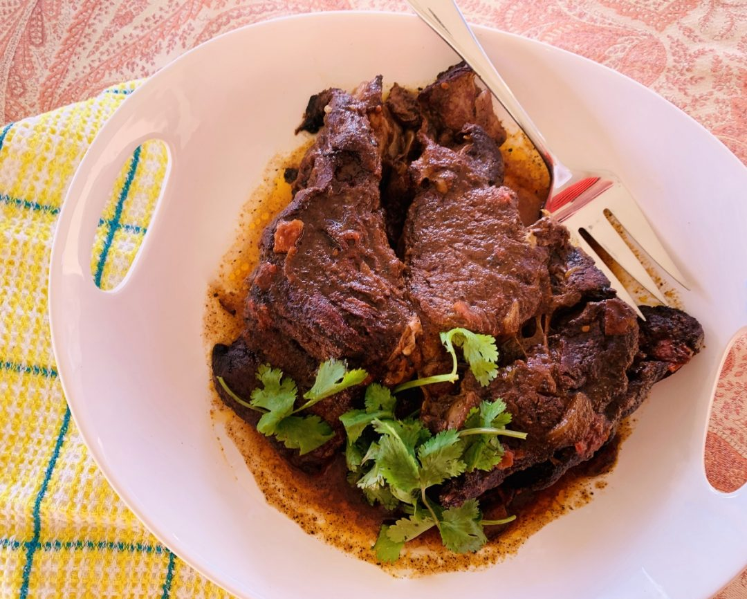 Slow-Cooker Pot Roast with Indian Flavors – Recipe! Image 1