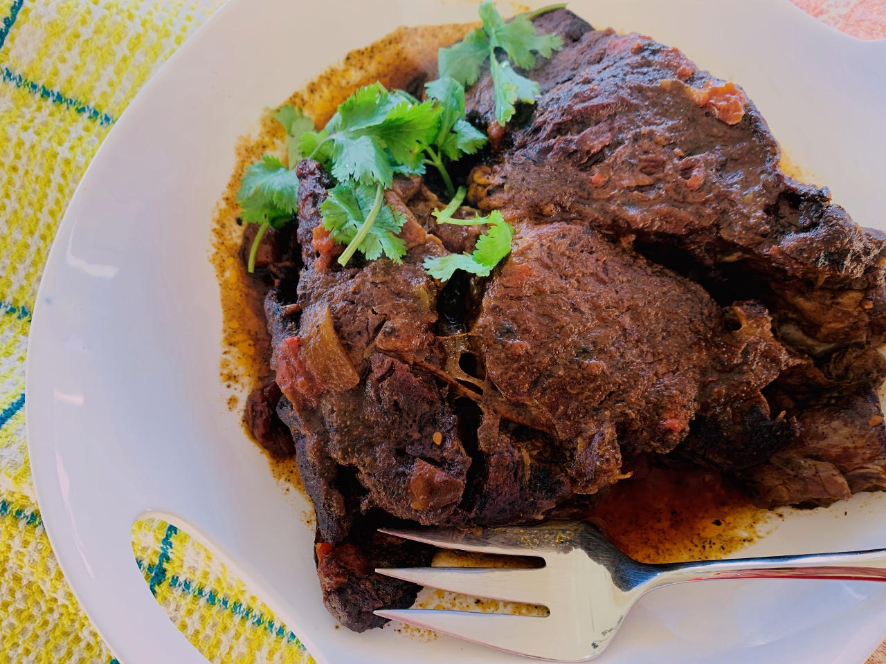 Slow-Cooker Pot Roast with Indian Flavors – Recipe! Image 2