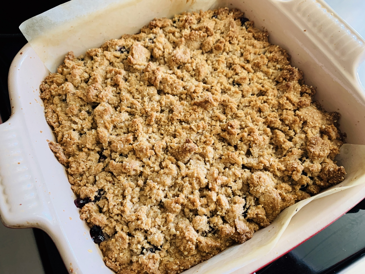 Sour Cherry Oatmeal Bars – Recipe! Image 6