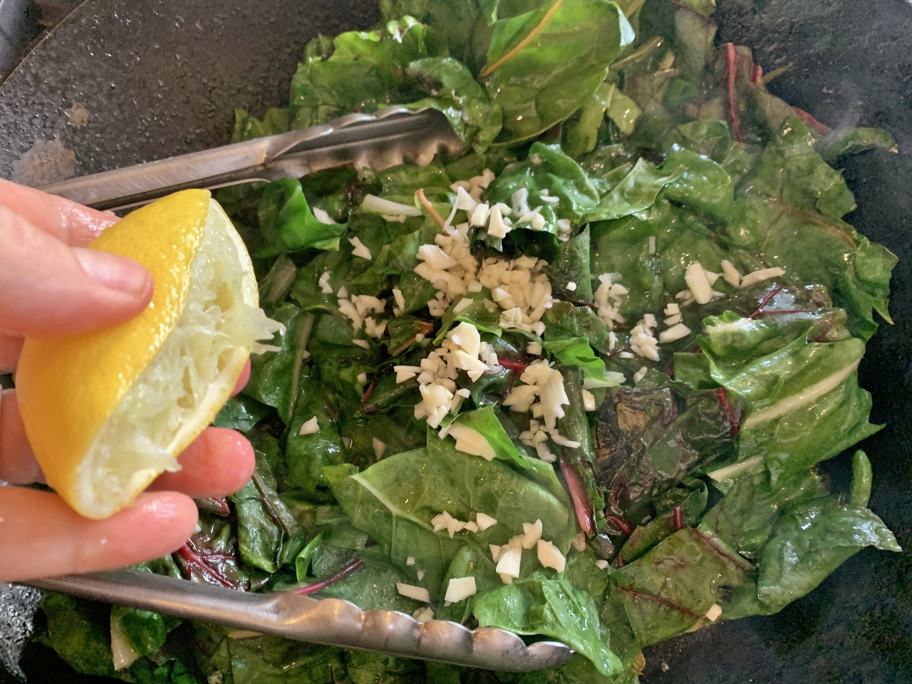 3 Quick & Easy Recipes Using Greens in the Refrigerator! Image 3