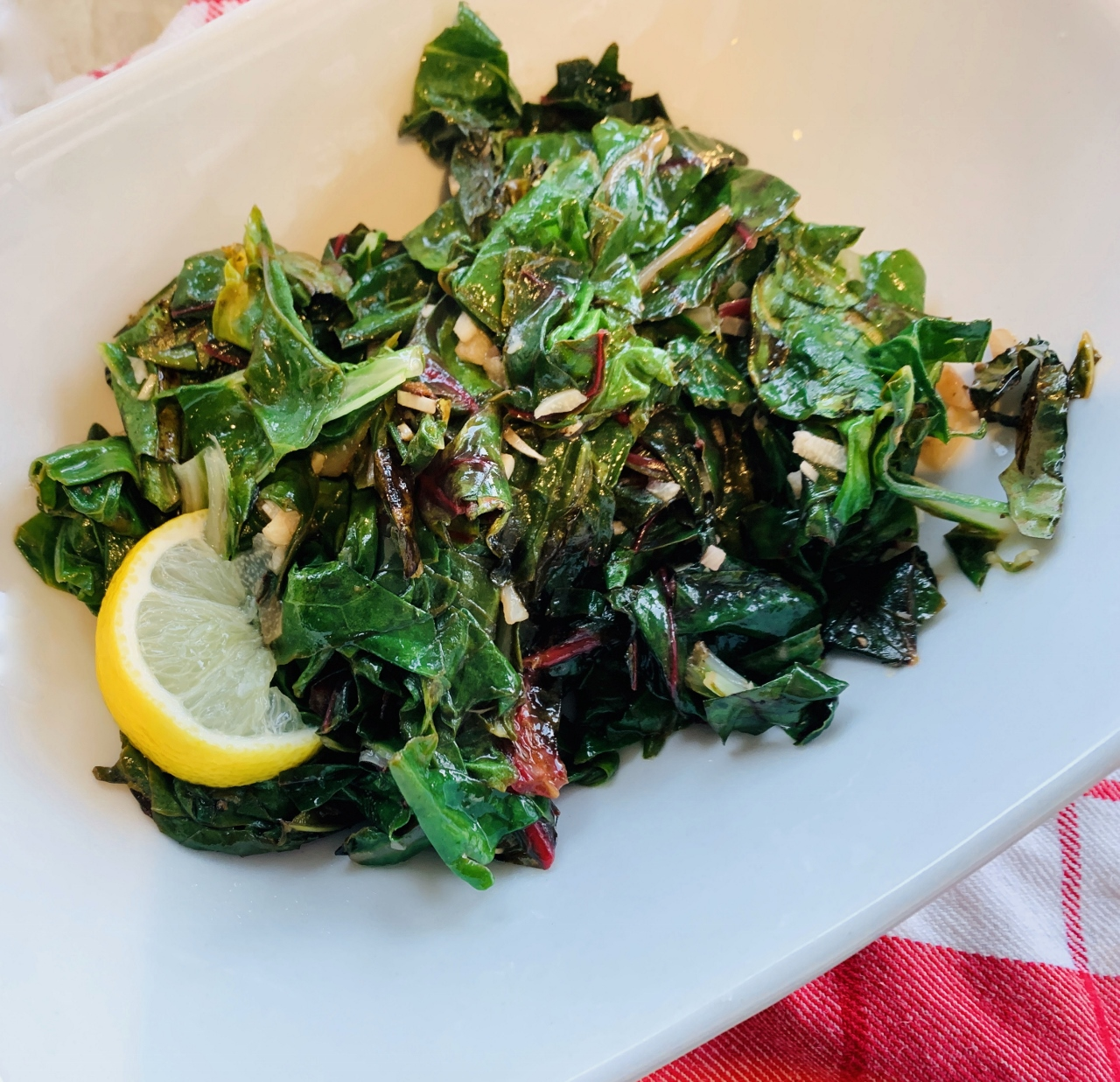 3 Quick & Easy Recipes Using Greens in the Refrigerator! Image 2