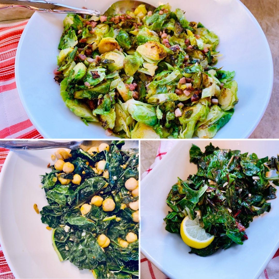 3 Quick & Easy Recipes Using Greens in the Refrigerator! Image 1