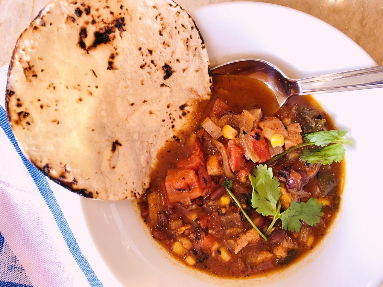 Chicken Fajita Soup – Recipe! Image 2
