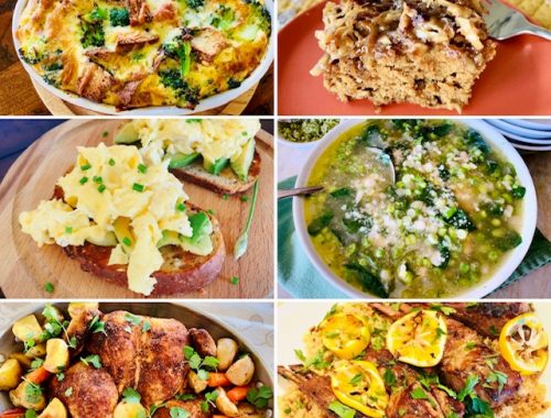 Smaller-Scale Brunch & Dinner Ideas for Easter!