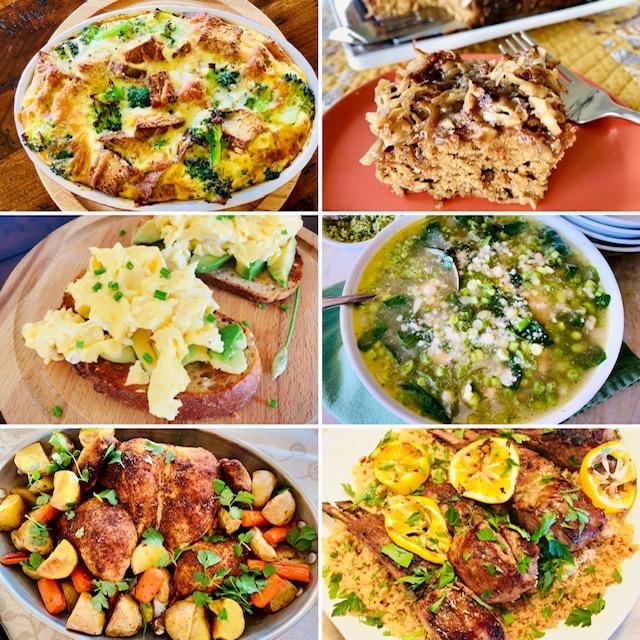 Smaller-Scale Brunch & Dinner Ideas for Easter! Image 1