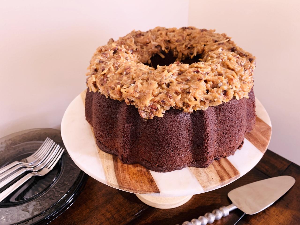 German Chocolate Bundt Cake – Recipe! Image 2
