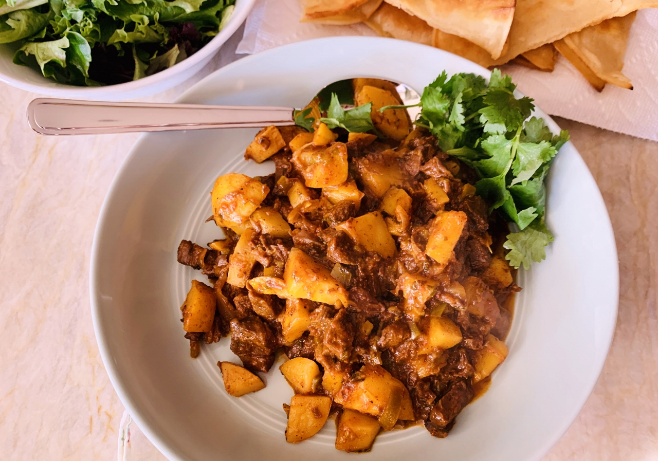 Instant Pot Leftover Beef & Potato Mexican Filling – Recipe! Image 2