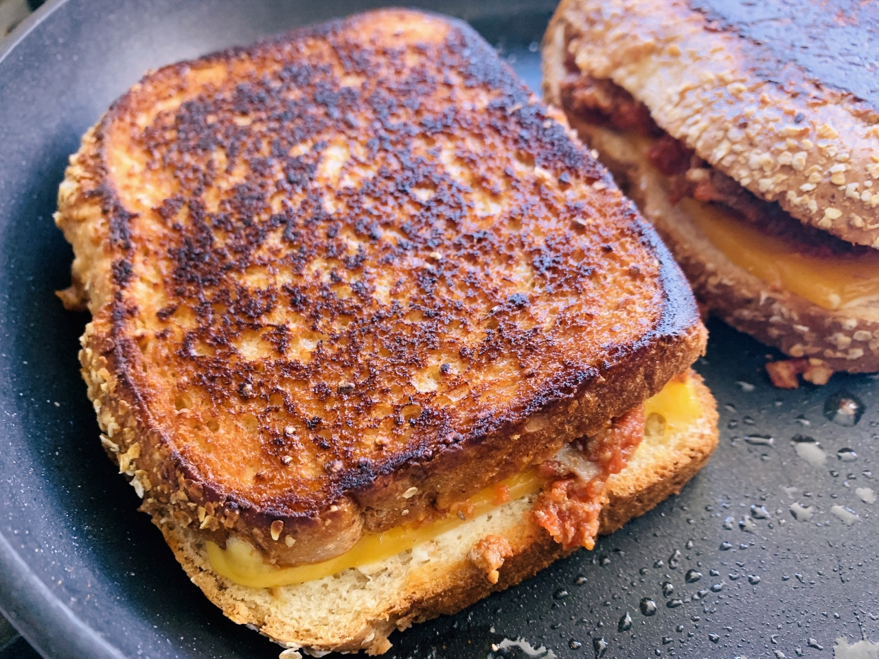Meaty Italian Grilled Cheese – Recipe! Image 5
