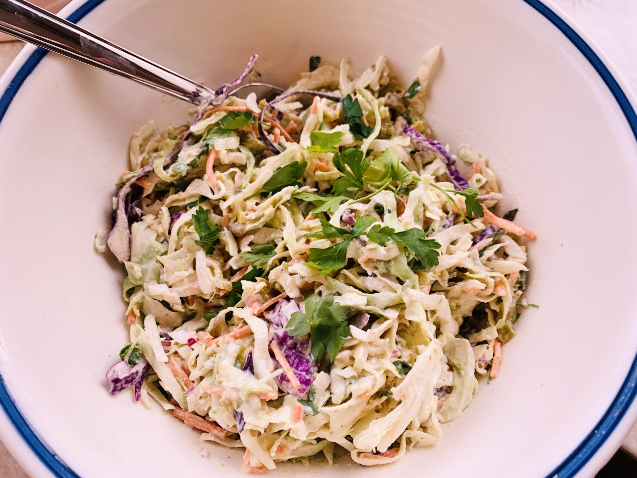 Mexican Coleslaw – Recipe! Image 2