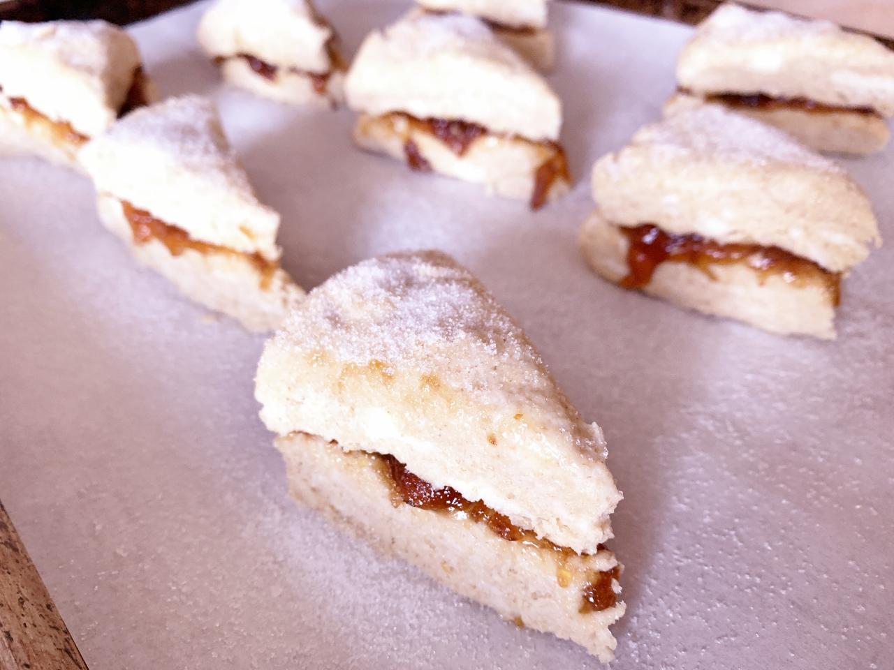 Whole-Wheat Marmalade Scones – Recipe! Image 5
