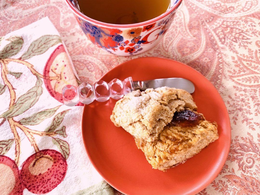 Whole-Wheat Marmalade Scones – Recipe! Image 1