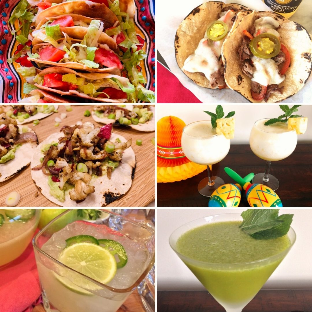 12 Best Taco & Margarita Recipes for Cinco de Mayo! Image 1