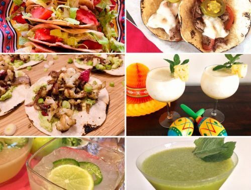 12 Best Taco & Margarita Recipes for Cinco de Mayo!