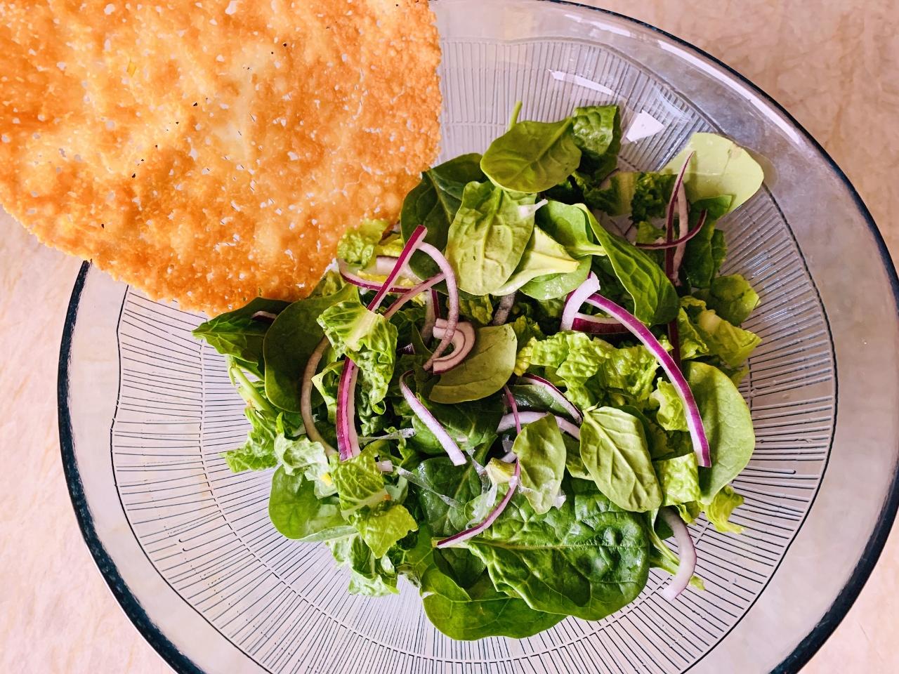 Caesar Salad with Crispy Frico – Recipe! Image 2