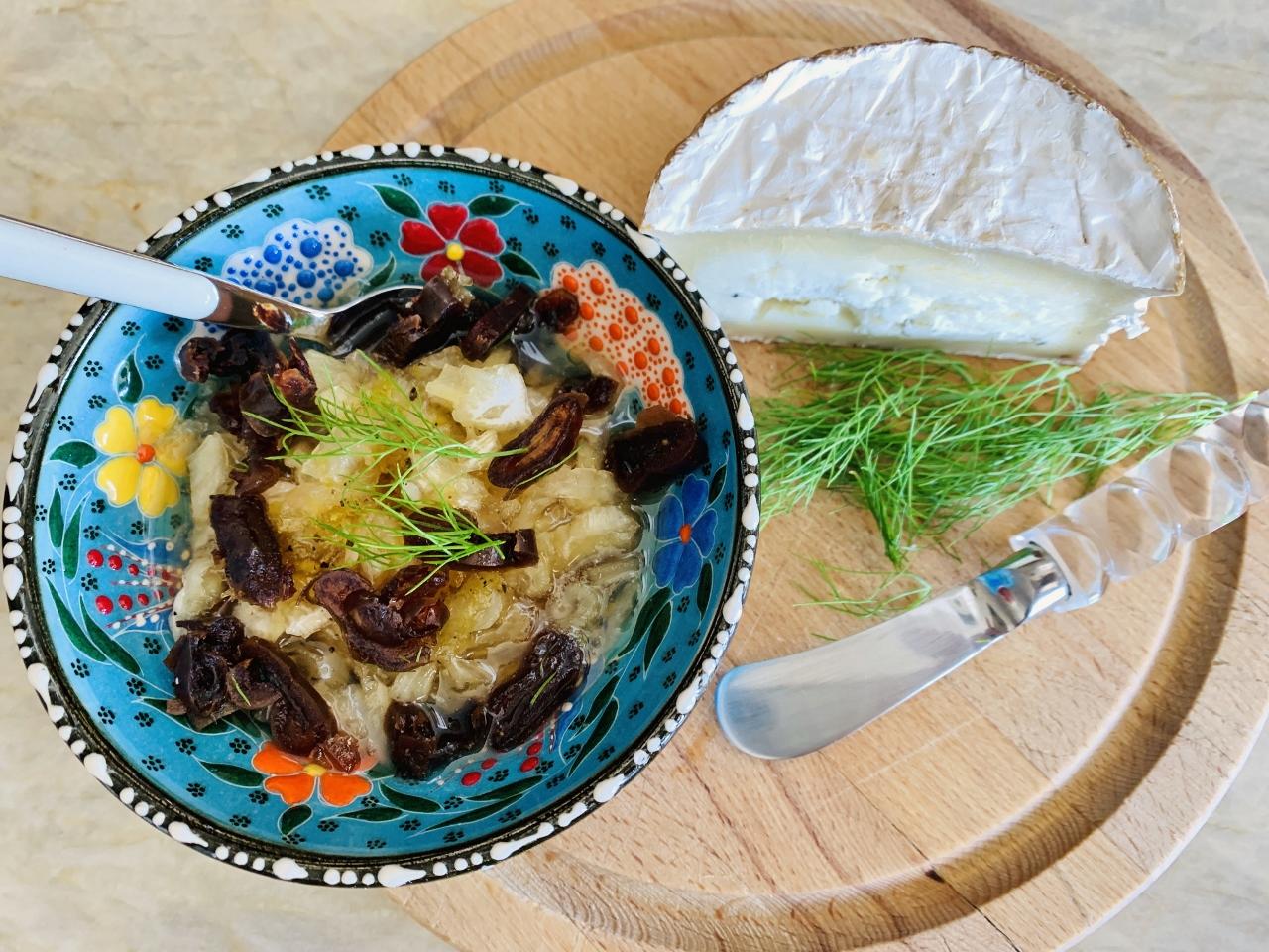 Honey-Lemon Fennel & Date Compote – Recipe! Image 2