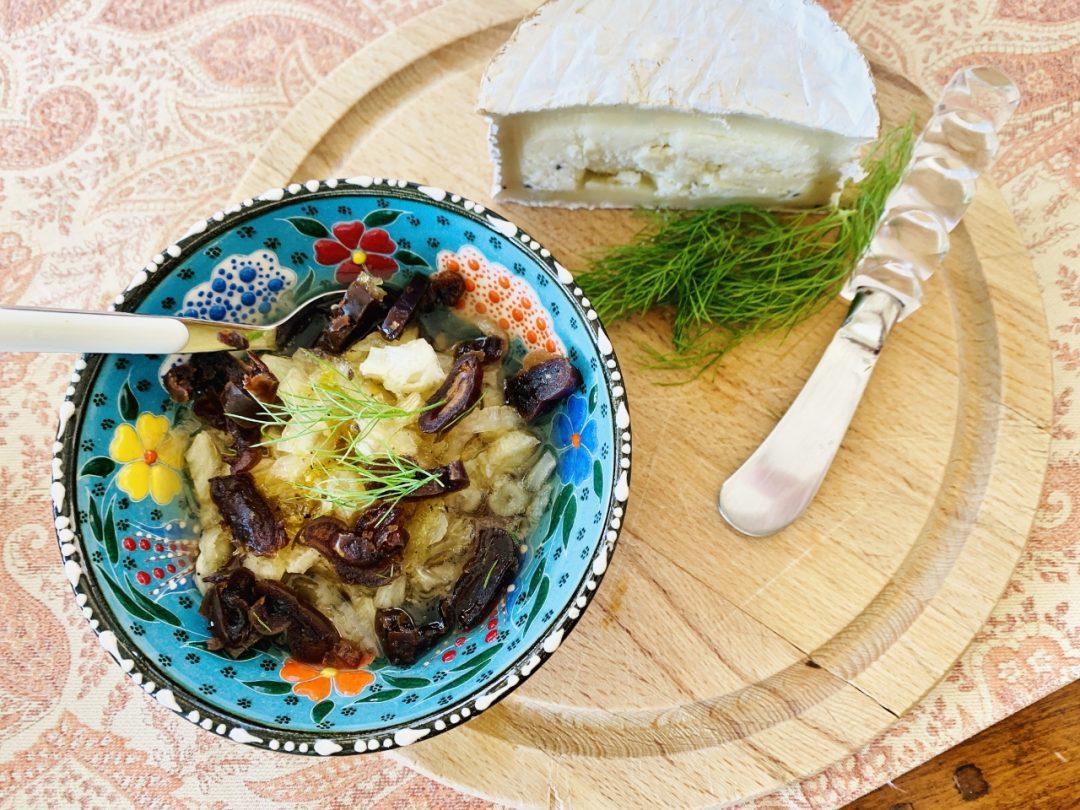Honey-Lemon Fennel & Date Compote – Recipe! Image 1