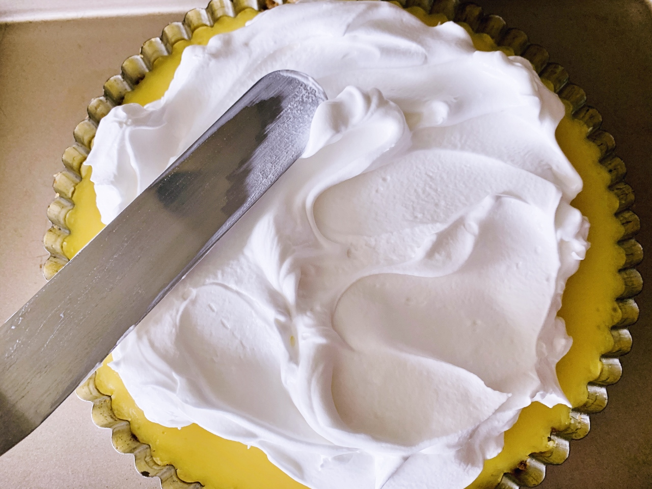 Lemon Meringue Tart – Recipe! Image 6