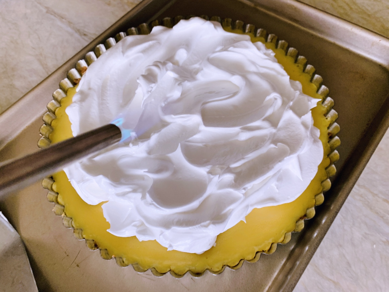 Lemon Meringue Tart – Recipe! Image 7