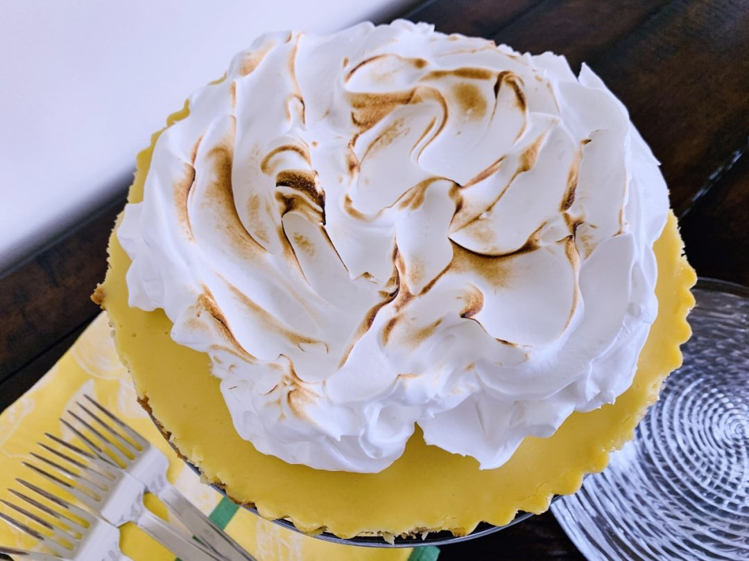Lemon Meringue Tart – Recipe! Image 1